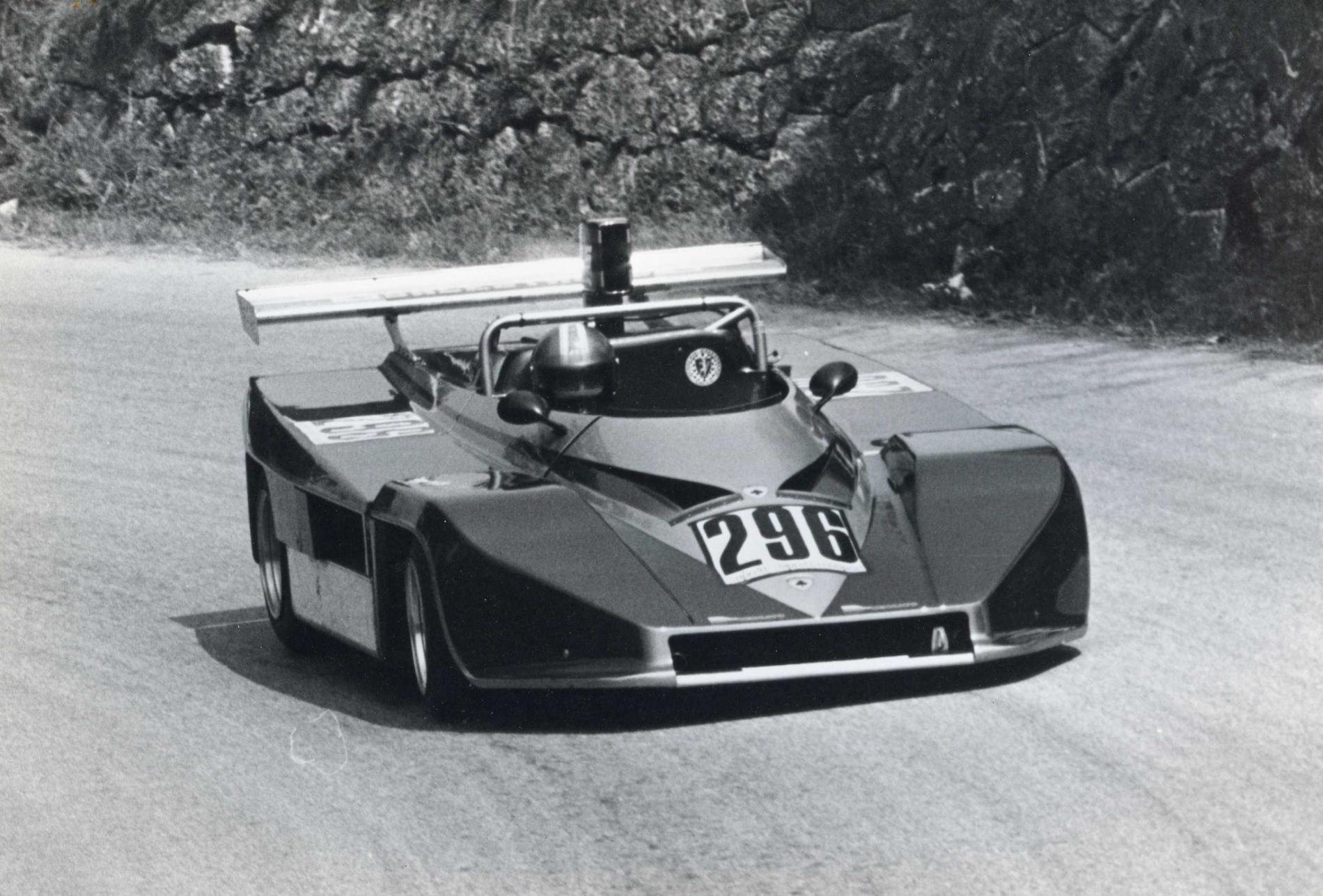 1981 Armando Giammaria AMS 1000 gr.6