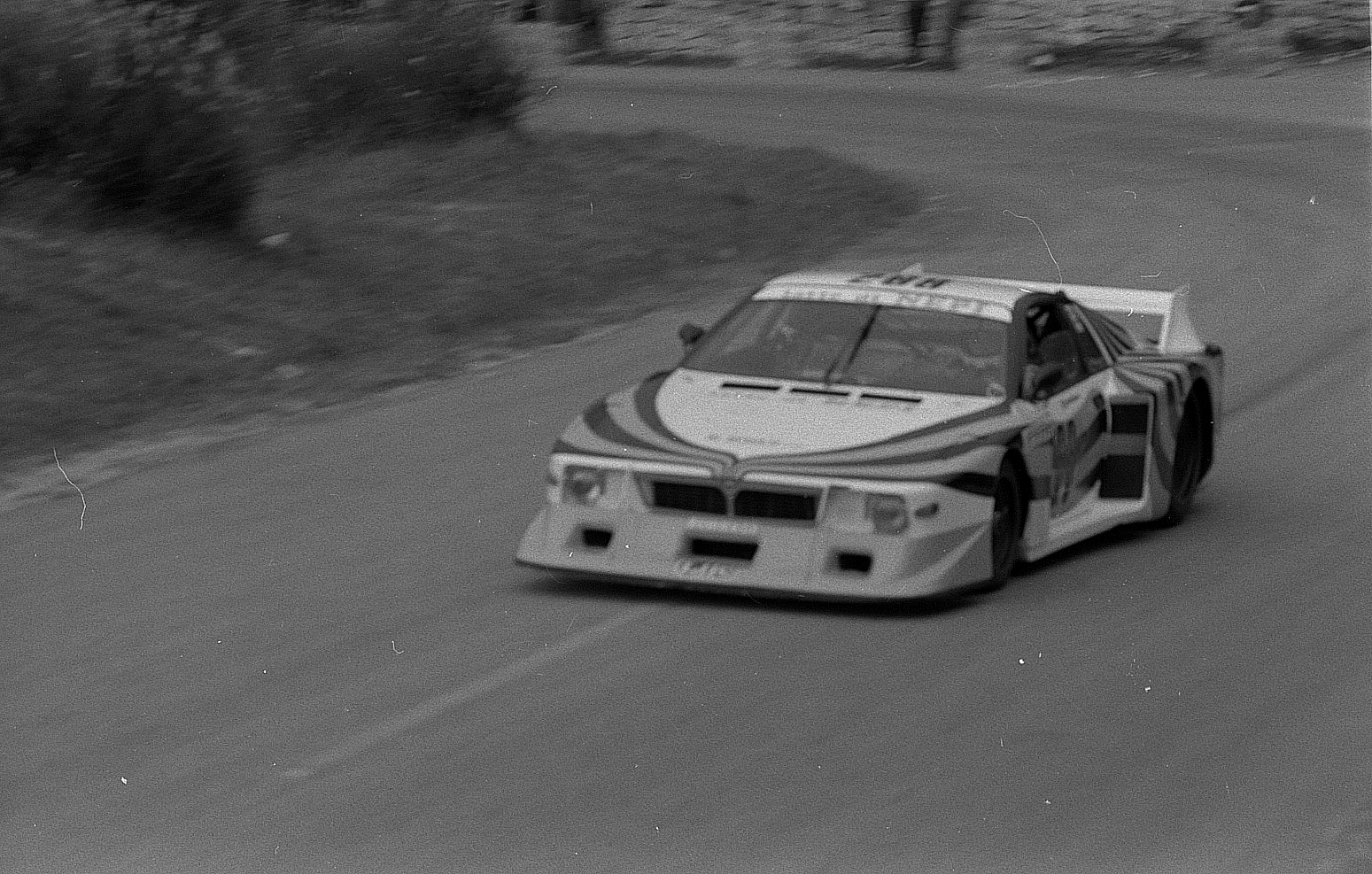1981 Germano Nataloni - Lancia Beta Turbo