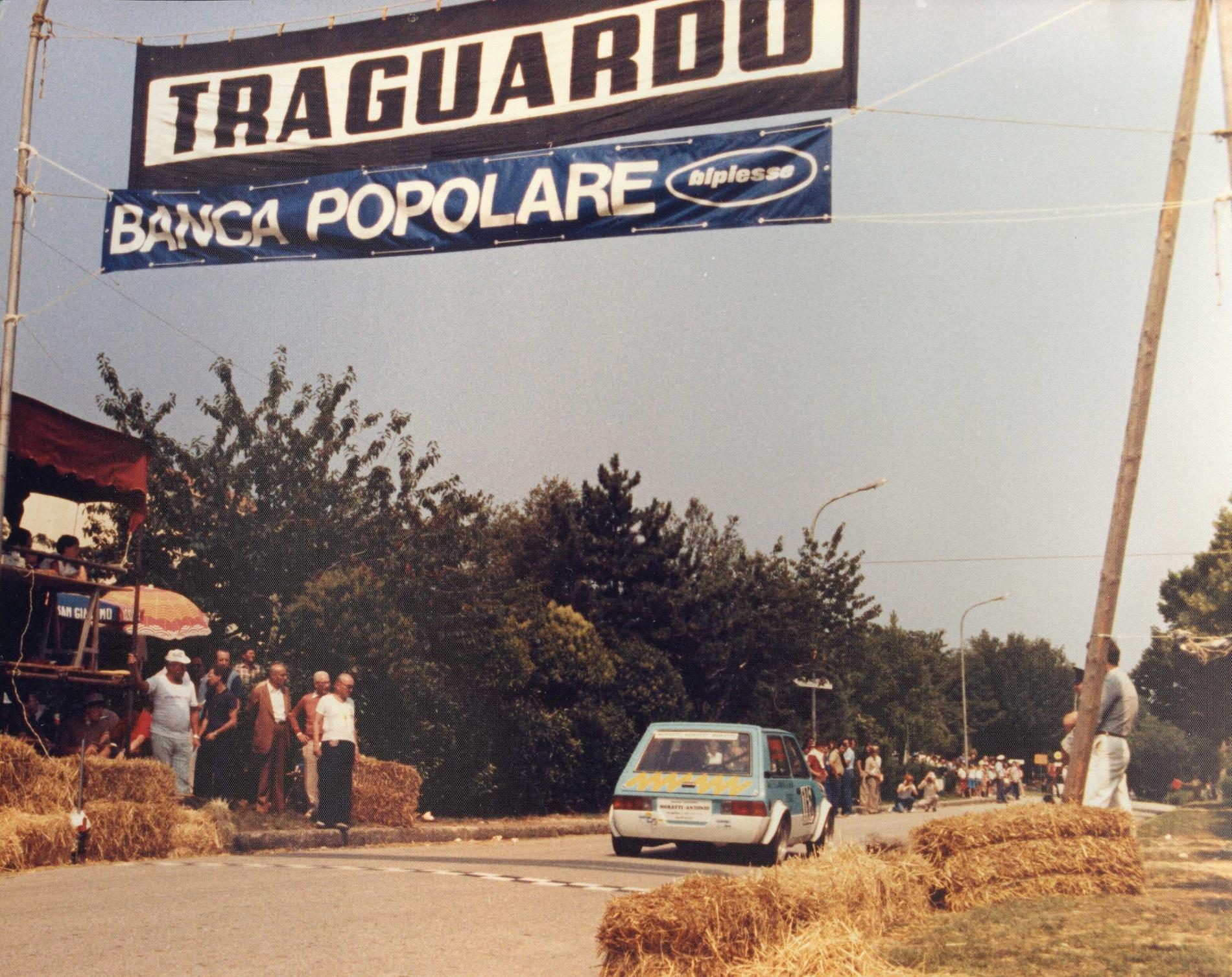 1981 Moretti Serafino Mini De Tomaso gr.2
