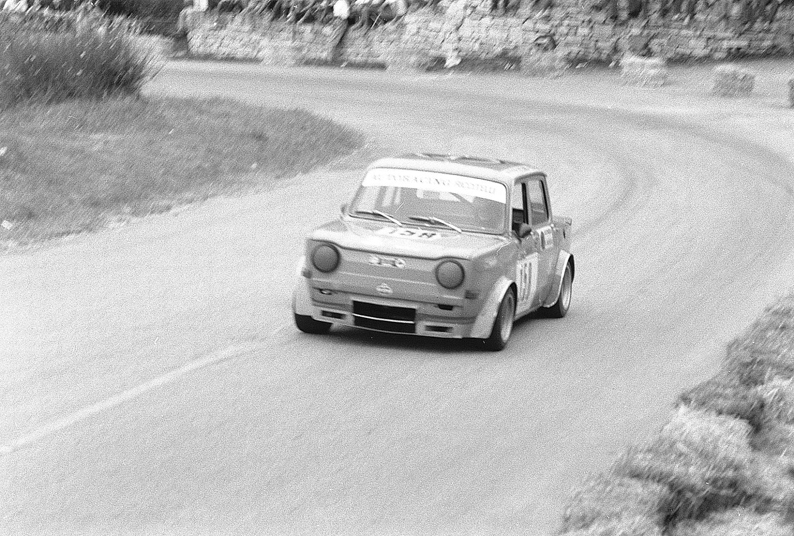 1981 Sandro Riccitelli - Simca Rally2