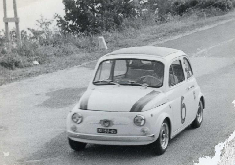 1966 Pasolini Enrico Fiat 500 cat.Turismo