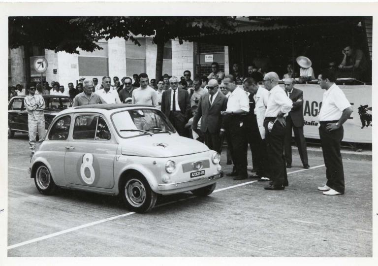 1967 Lucangeli Enrico Fiat 500 cat.Turismo