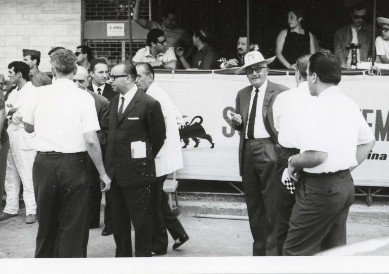 1967 Partenza