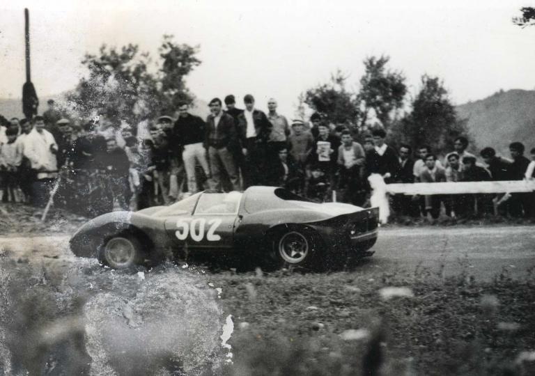 1968 Lualdi Gabardi Edoardo Ferrari Dino