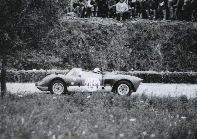 1968 Tommasi Luigi Abarth 1000 SP