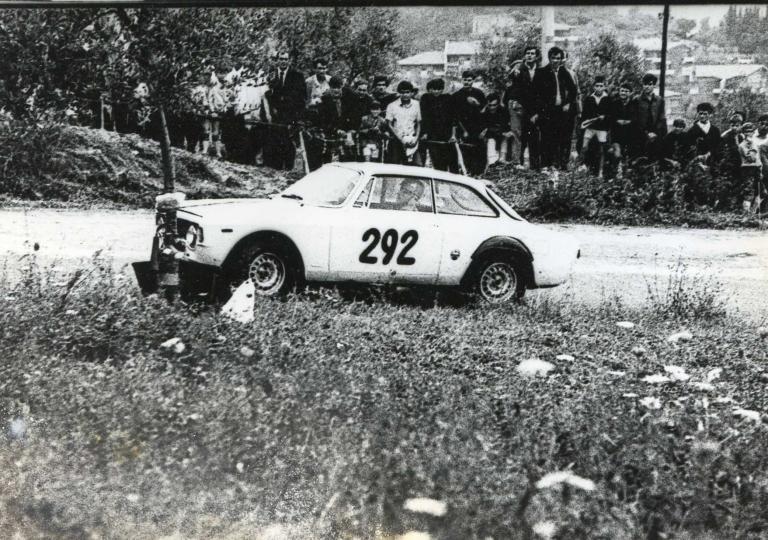 1968 Viola Ugo Alfa GTA 1600 cat.Turismo (2)