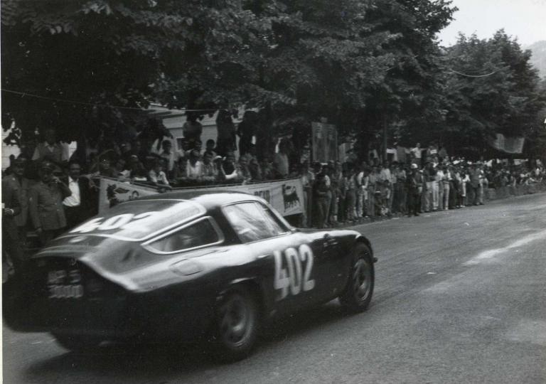1969 Grelli Barbaro Alfa TZ 1600 cat.Sport (2)