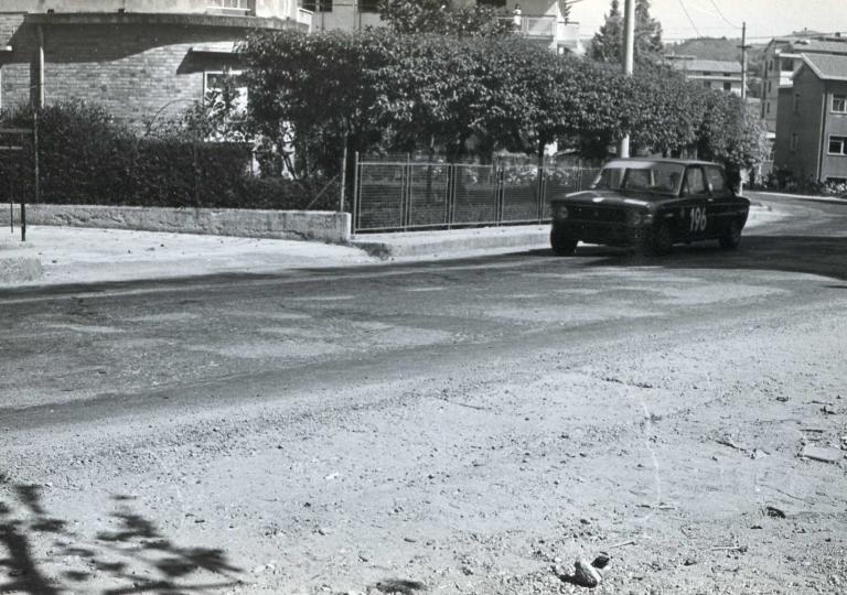 1970 De Sanctis Raimondo Fiat 128 1150 cat.Turismo