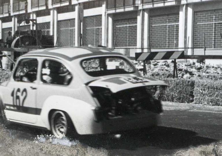 1970 Ferragina Luigi Fiat-Abarth 1000 cat.Turismo