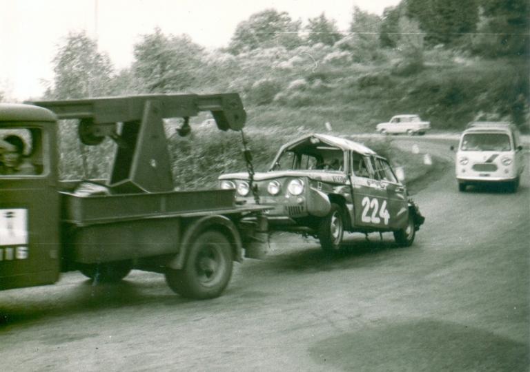 Silveri Donato (+) Renault Gordini 1300