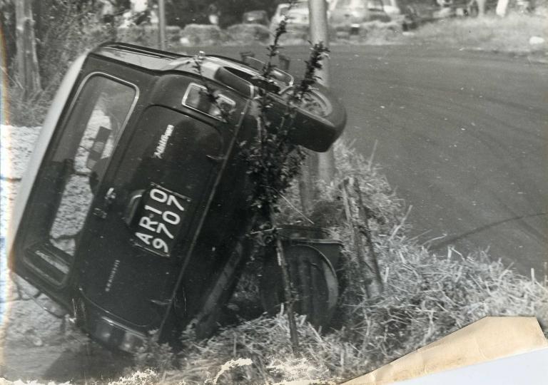 1972 Giachi Silvano Mini Cooper gr.1