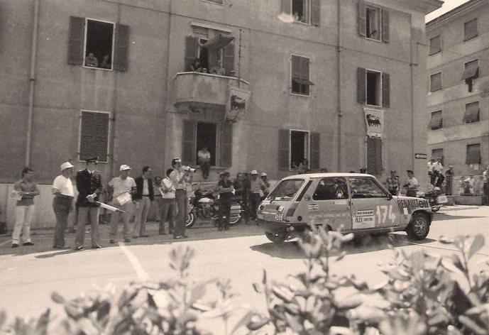1978 Giuseppe Capretti su Renault