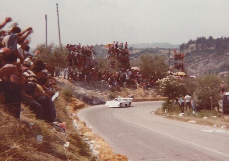 1979 Pietro Laureati al primo tornante