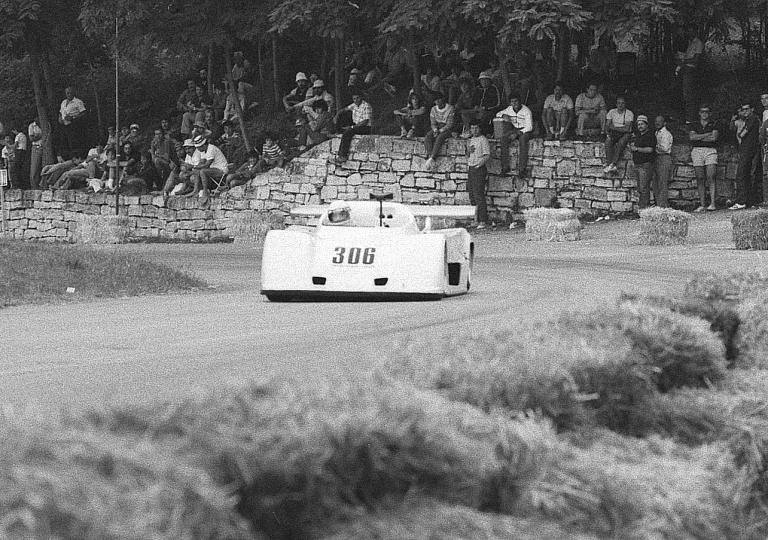 1981 Paolo Lara - Osella 2000