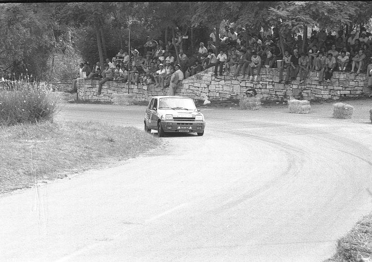 1981 Pietro Bruni - Renault Alpine