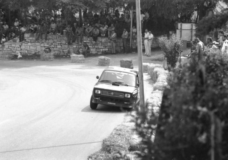 1981 Una Fiat 127 al limite