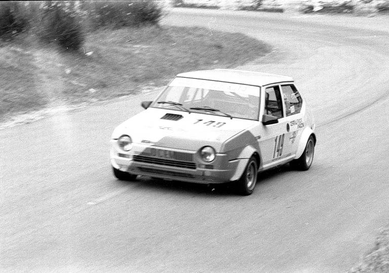 1981 Vladimiro Temperini - Fiat Ritmo