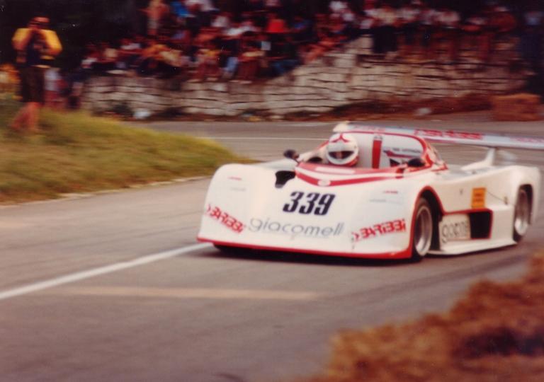 1983 Ezio Baribbi secondo assoluto