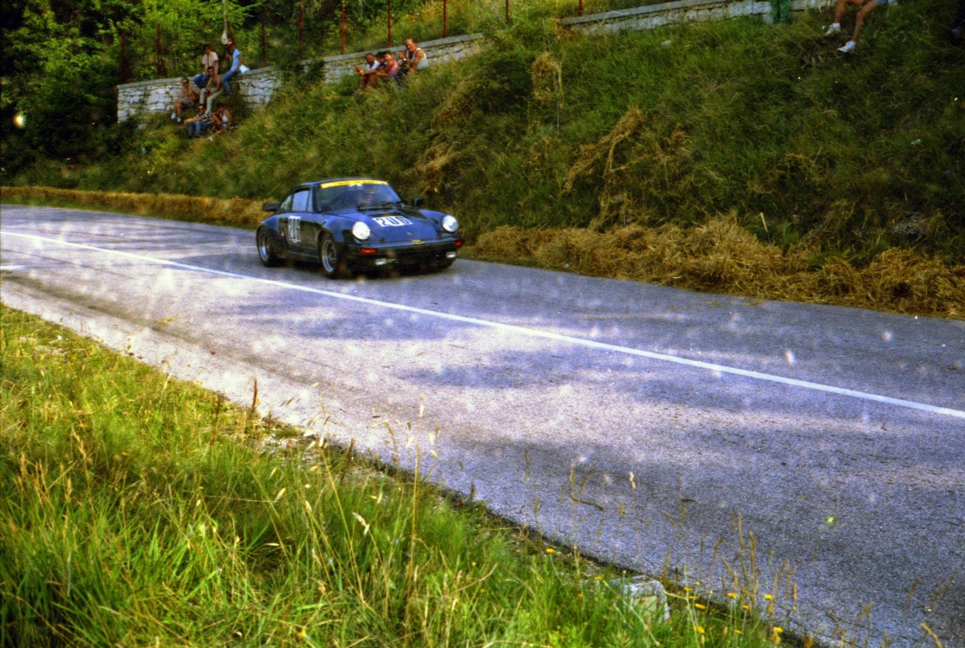 1983 Luigi Bormolini, Porsche turbo gr.B