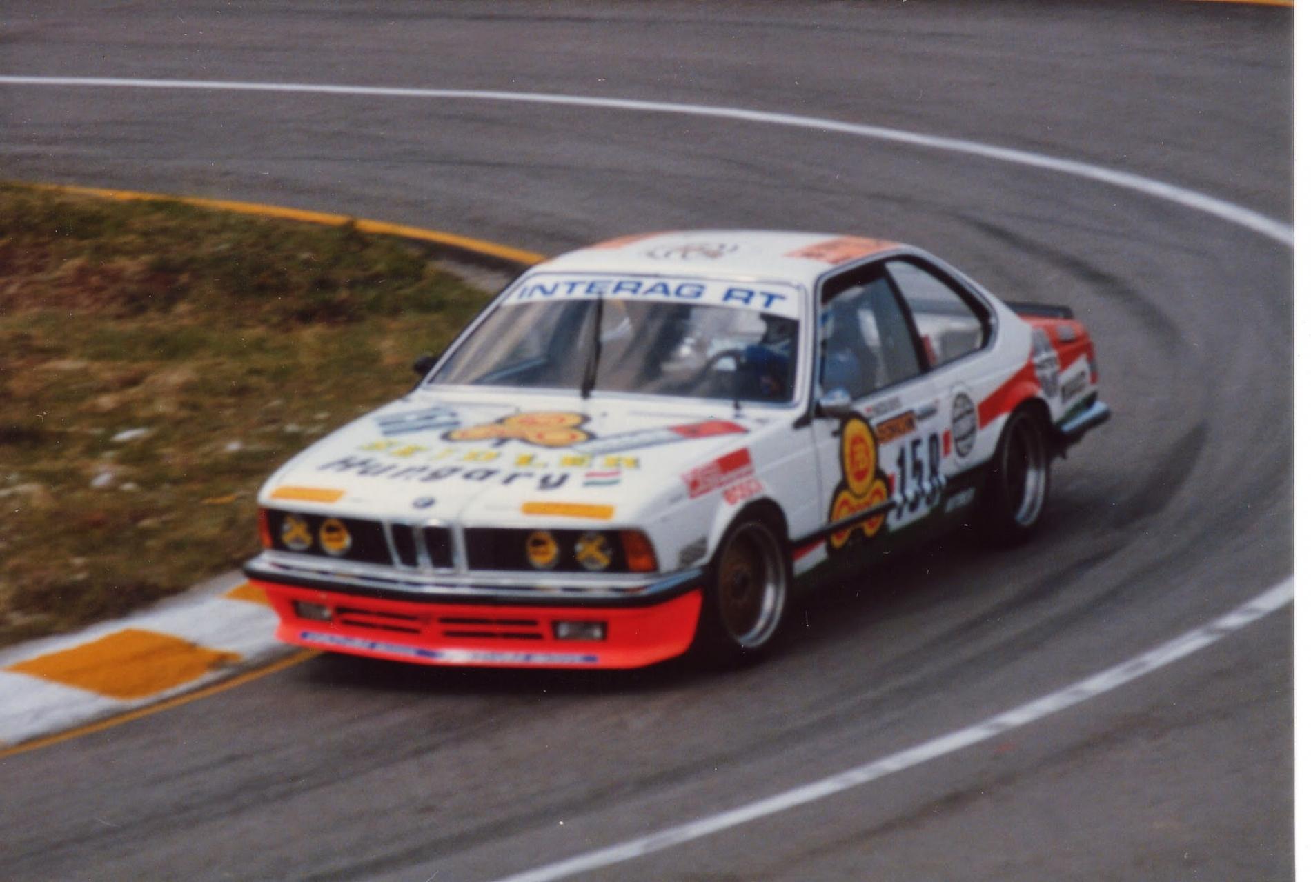 1987 Peter Moczar (H)