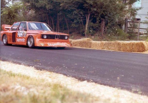 1982 Eckard Schimpf su BMW 320 gr. 5