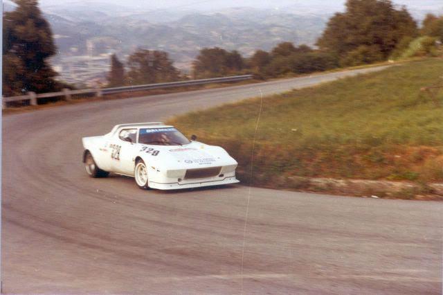 1982 Giovanni Pipolo (Lancia Stratos)