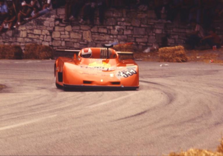 1982 Lucio Casciaro (Osella PA8)